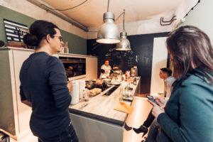 Küchengespräch im KrämerLoft Coworking Space Erfurt