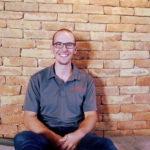 Tim Callin im KrämerLoft Coworking Space Erfurt