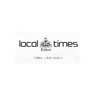 local times Erfurt