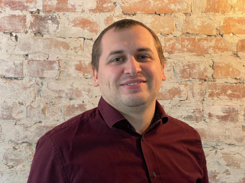 Alexander Gauert Coworker im KrämerLoft Erfurt