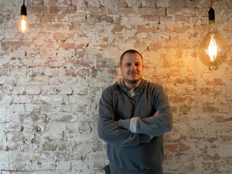 Christian Seisum - Coworker im KrämerLoft Erfurt